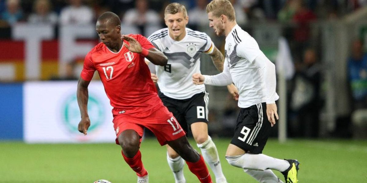 Perú hizo todo para ganar, pero otra vez no se la pudo: cayó ajustadamente ante Alemania