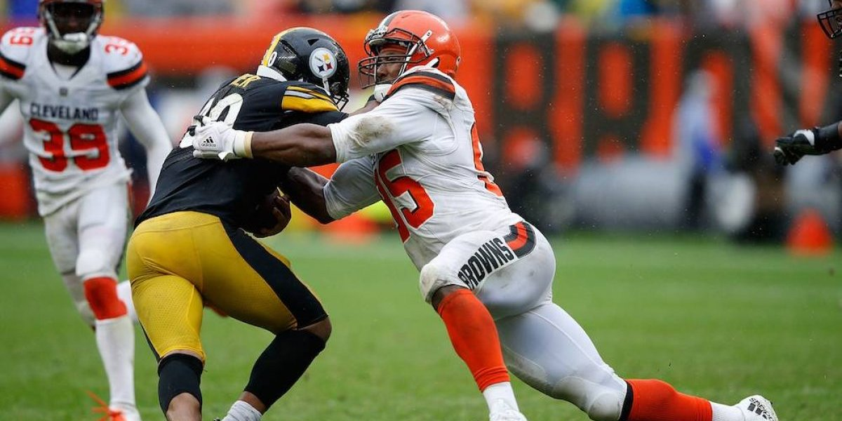 Browns rompen racha de 17 derrotas consecutivas, pero tampoco ganaron