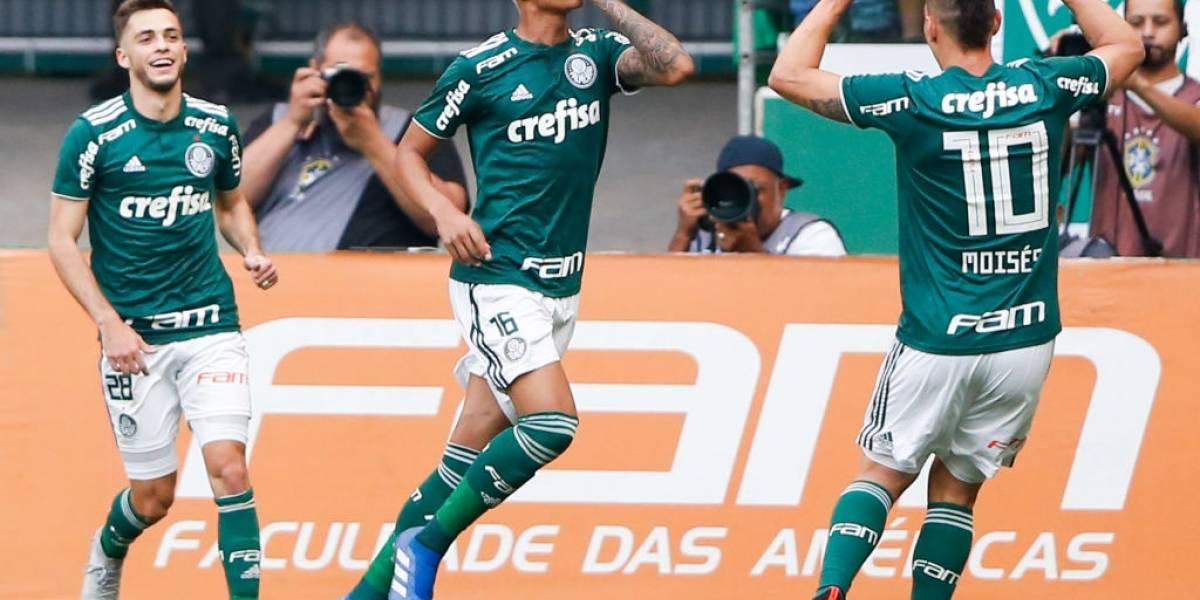 Palmeiras sigue intratable y le mete miedo a Colo Colo tras ganarle el clásico a Corinthians