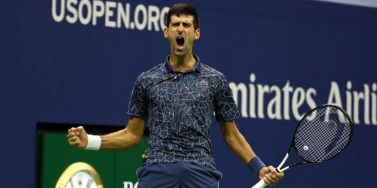 Novak Djokovic hizo historia y derrotó a Juan Martín Del Potro para ganar por tercera vez el US Open