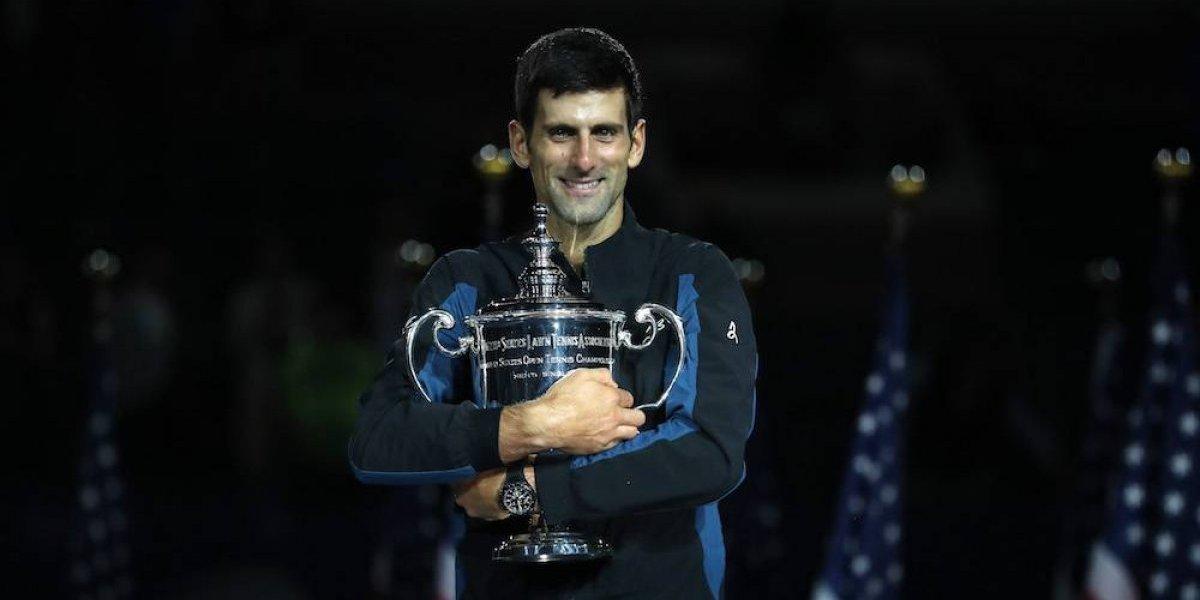 Djokovic se corona en el US Open tras superar a Del Potro