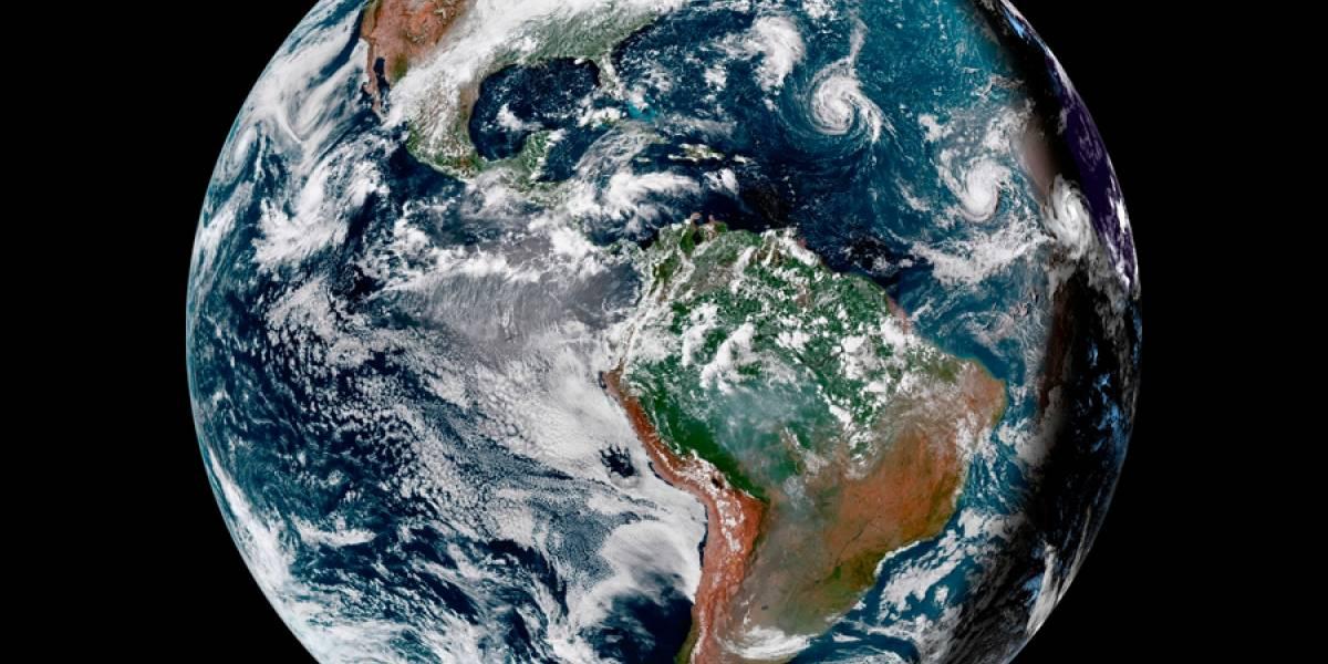 VIDEO. El huracán Florence se dirige a EE. UU.