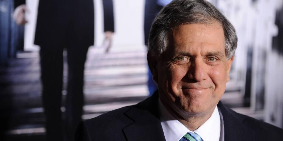 CBS anuncia la partida de su jefe tras nuevas denuncias de abuso sexual