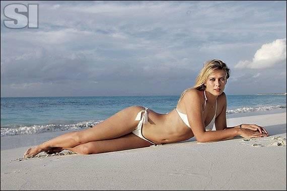 Maria Sharapova si.com