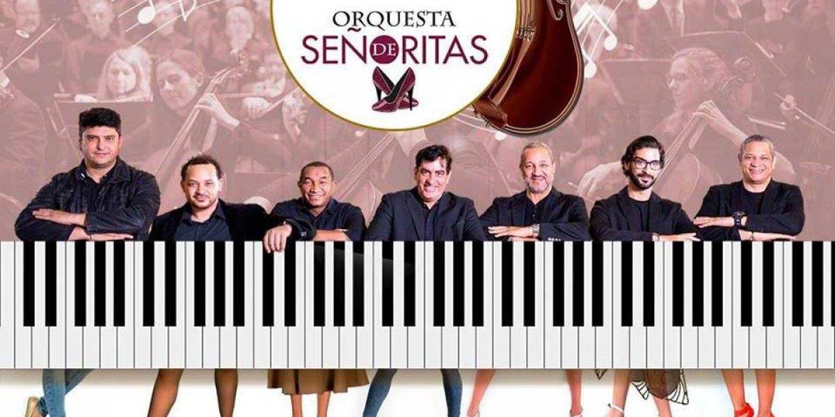 """""""Orquesta de señoritas"""" inicia este jueves 13 en Bellas Artes"""