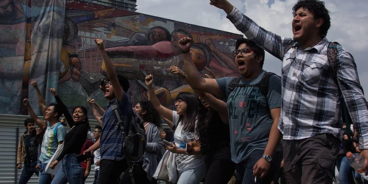 Acuerdan dos facultades de la UNAM otro paro de 48 horas