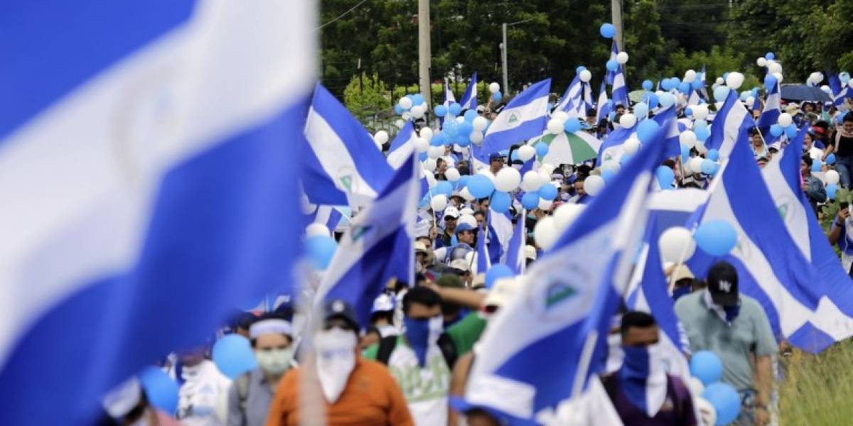 Nicaragua: Oposición organiza unidad nacional para presionar a Ortega