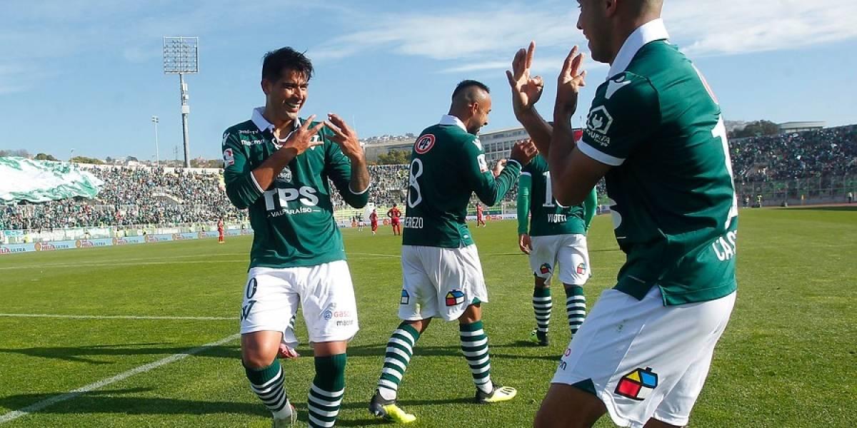 Santiago Wanderers extendió su racha y se ilusiona con llegar a la liguilla tras vencer a Ñublense