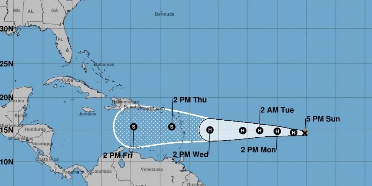 Se intensifica aún más tormenta tropical Isaac