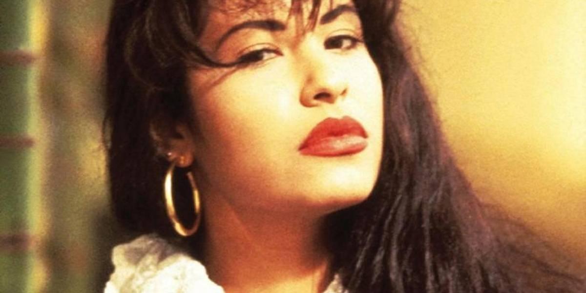 AB Quintanilla deja al descubierto foto desconocida de su hermana Selena
