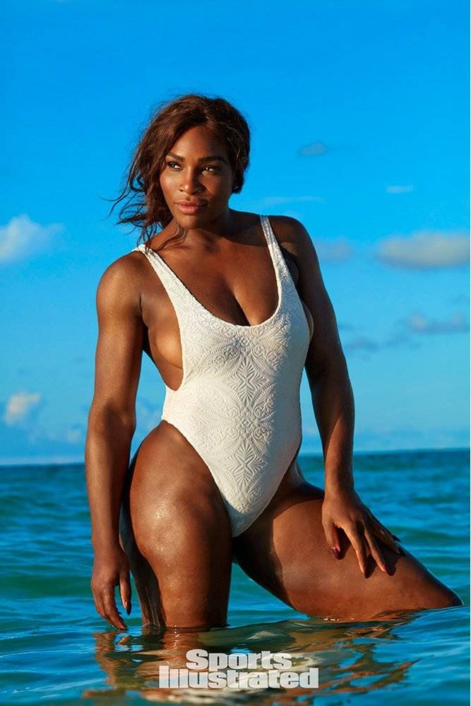 Serena Williams si.com