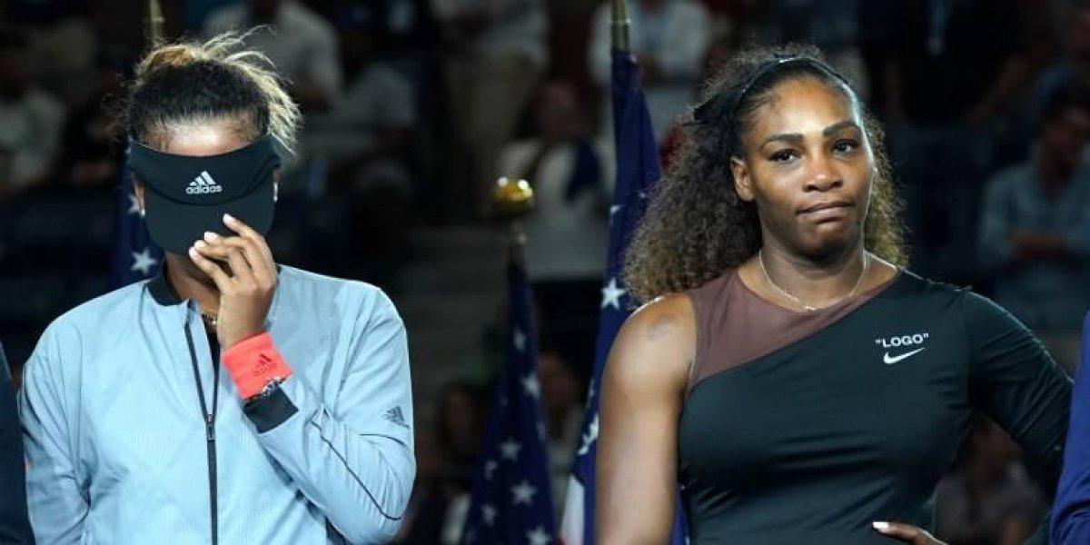 VIDEO. Serena, multada por su polémico comportamiento en la final del US Open
