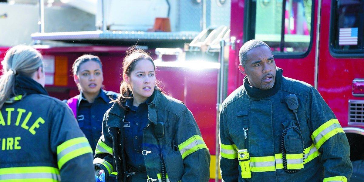 Grey's Anatomy llega al mundo de los bomberos
