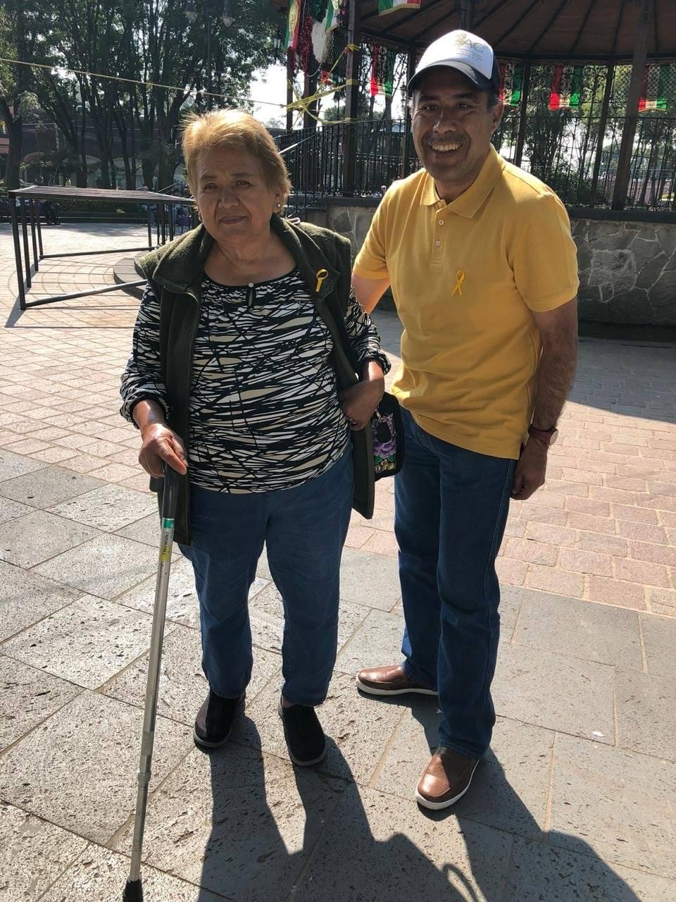 El Instituto Hispanoamericano de Suicidología (INHISAC) estuvo en Coyoacán. Foto: Cortesía.