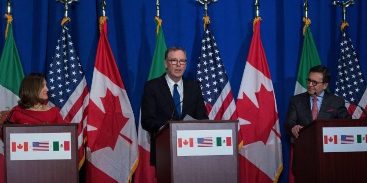 Pese a Trump, EU y Canadá reinician pláticas