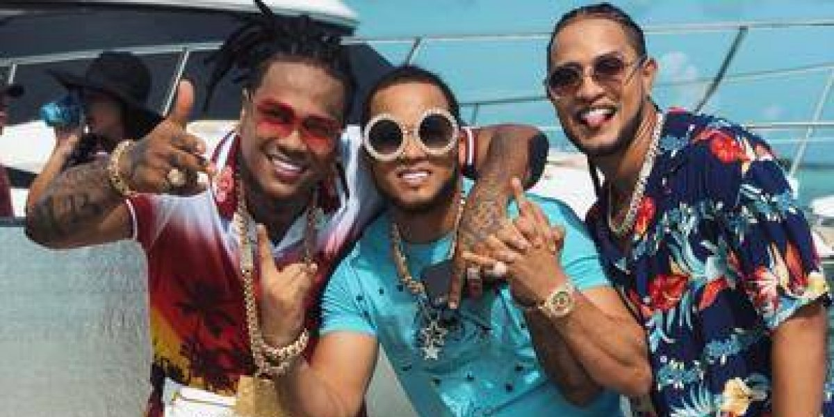 "Mozart La Para, El Alfa y Shelow Shaq se unen para cantar ""Bien tropical"