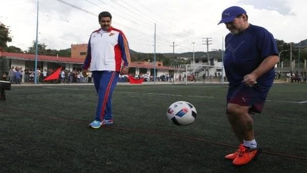Diego Maradona habla del América en su Presentación en México