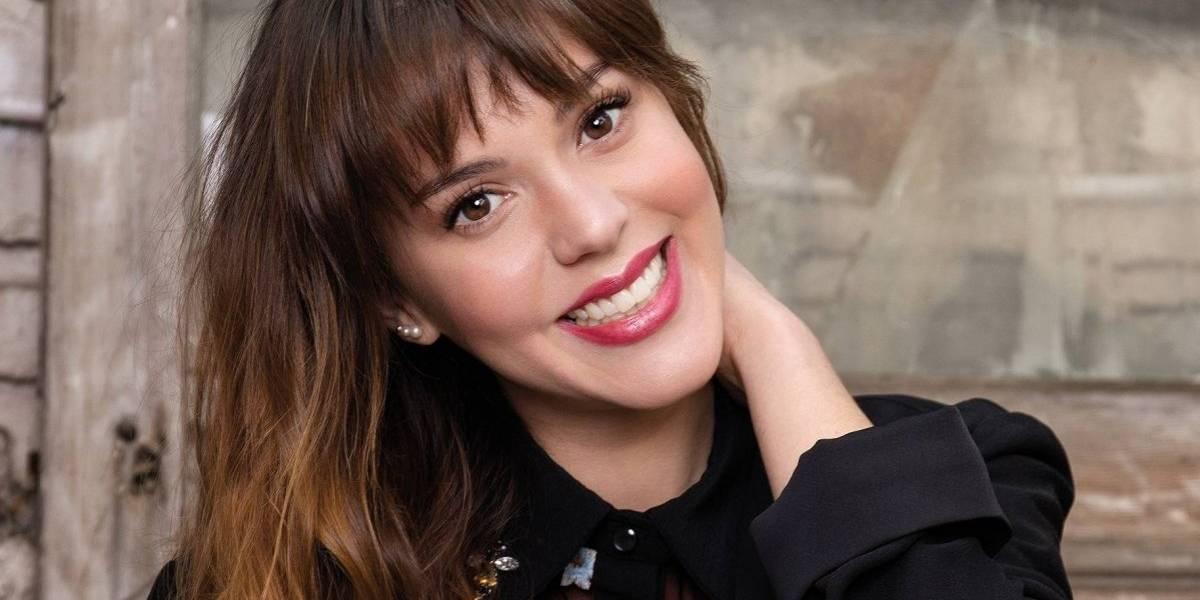 """Carolina Mestrovic revela la """"llamativa"""" forma en que dio su salto a Nickelodeon"""
