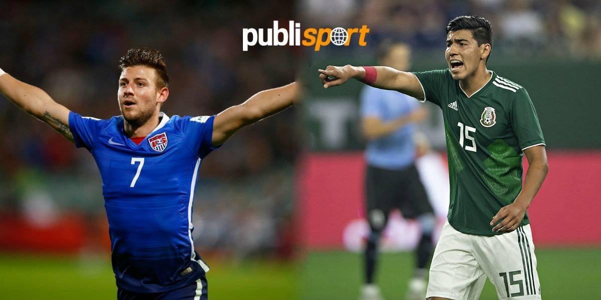 Estados Unidos vs México, ¿dónde y a qué hora ver el partido?