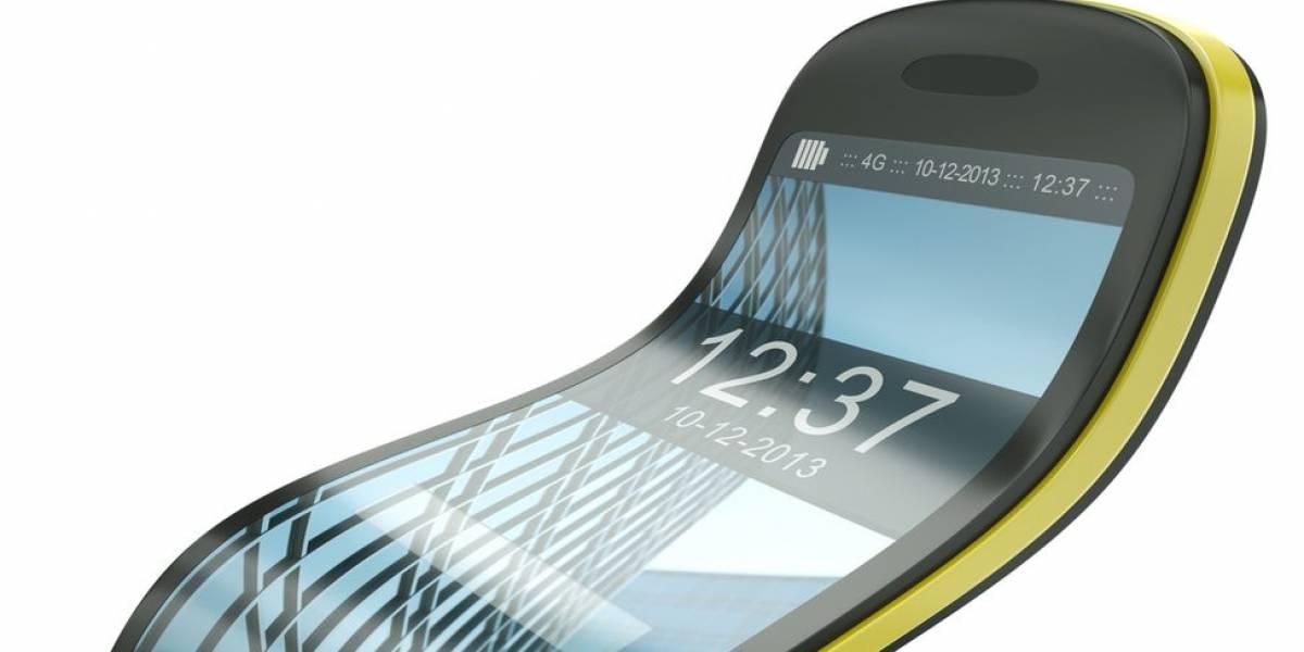Celular com tela flexível está mais perto de se tornar realidade