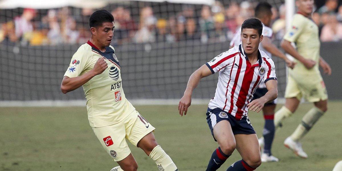 Chivas regresó satisfecho tras empate en el Clásico Nacional