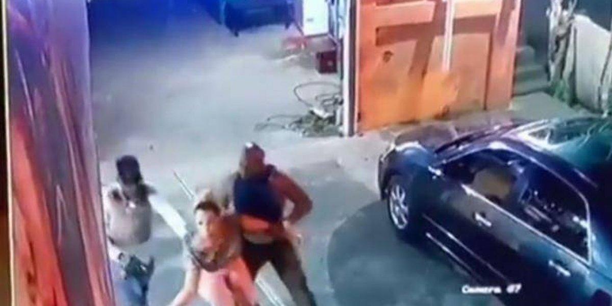 Policía rescata empresaria secuestrada en Cotuí
