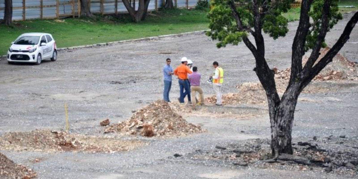 MOPC deberá detener la construcción de parada de autobuses en Mirador Este