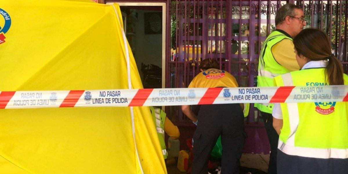 Detienen hombre acusado de matar expareja a puñaladas en Madrid