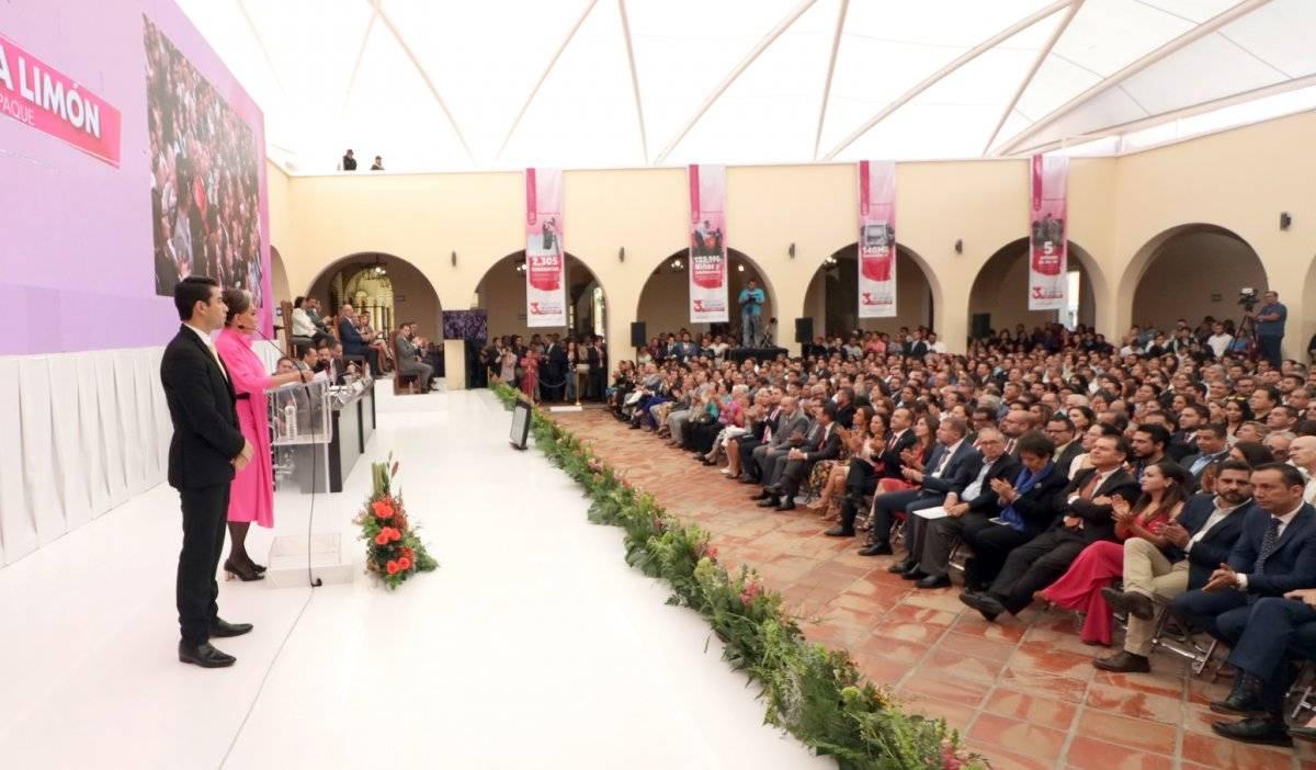 Rinden informes alcaldes en Tlaquepaque y Tonalá