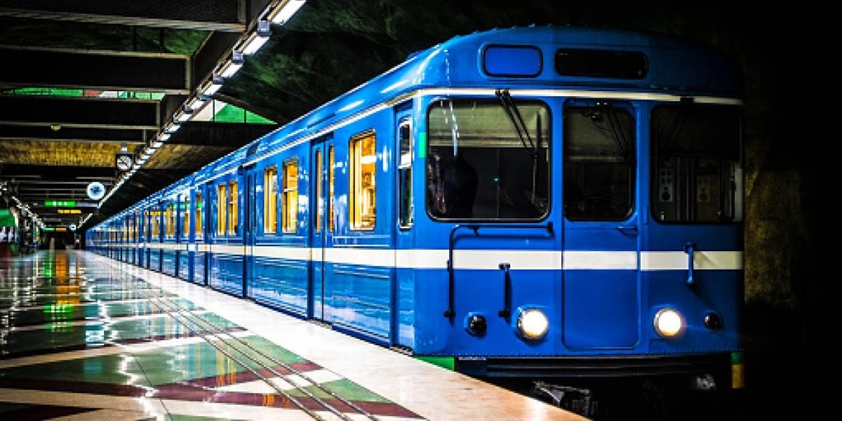 """""""Un ingeniero chileno entró en una estación del metro de Estocolmo"""": la verdad detrás del viral que es furor en redes sociales"""