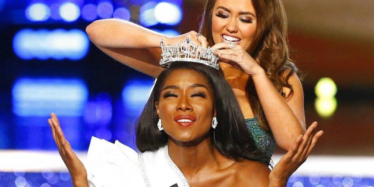 Miss América 2019 agradece no haber tenido que usar traje de baño