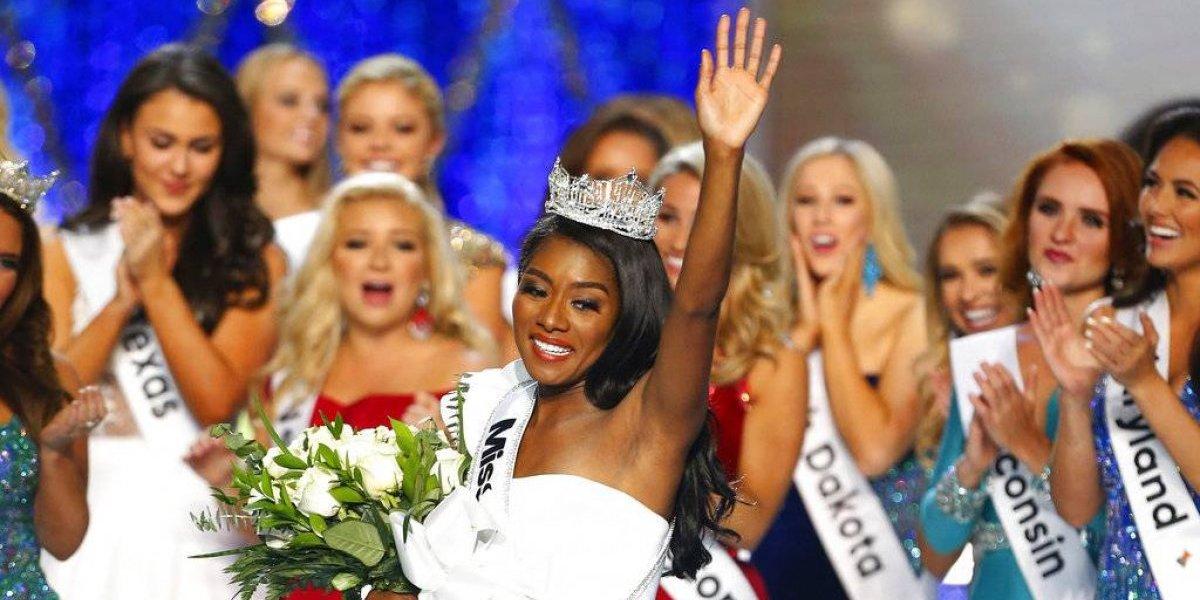 De Nueva York la ganadora de Miss América 2019