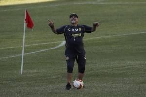 Maradona-Dorados