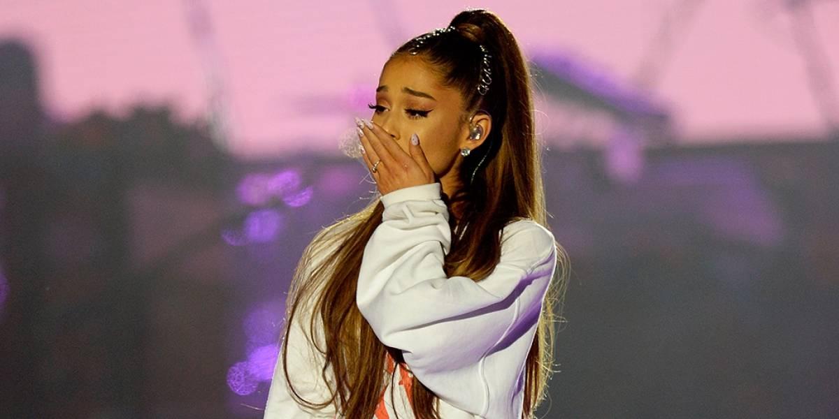 Ariana Grande pudo haber sido hospitalizada por un ataque de ansiedad por la muerte de Mac Miller
