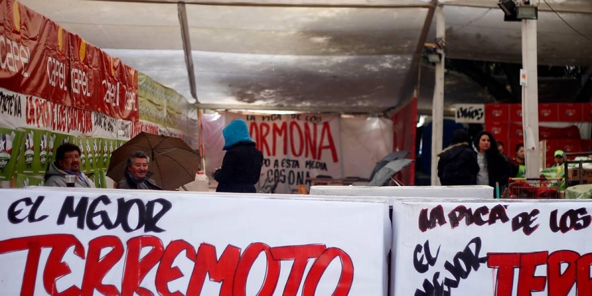 A llevar el paraguas a las fondas: anticipan lluvias para el 18 de septiembre en Santiago y la zona central del país