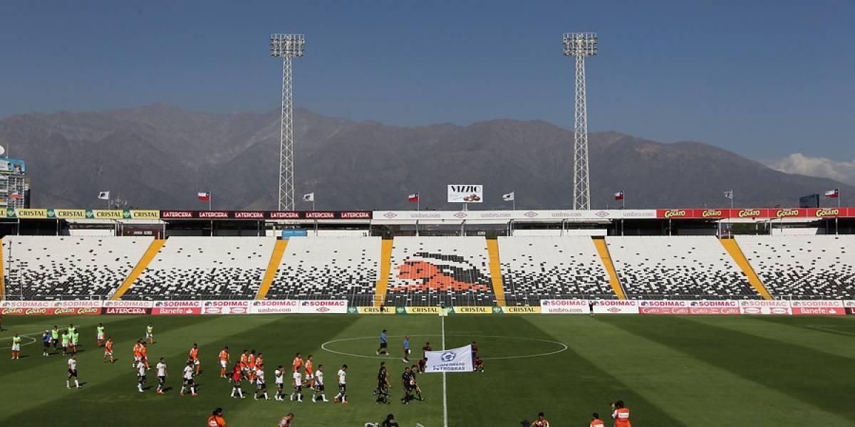 Historia más negra que blanca: Colo Colo jugará por cuarta vez sin público en el Monumental