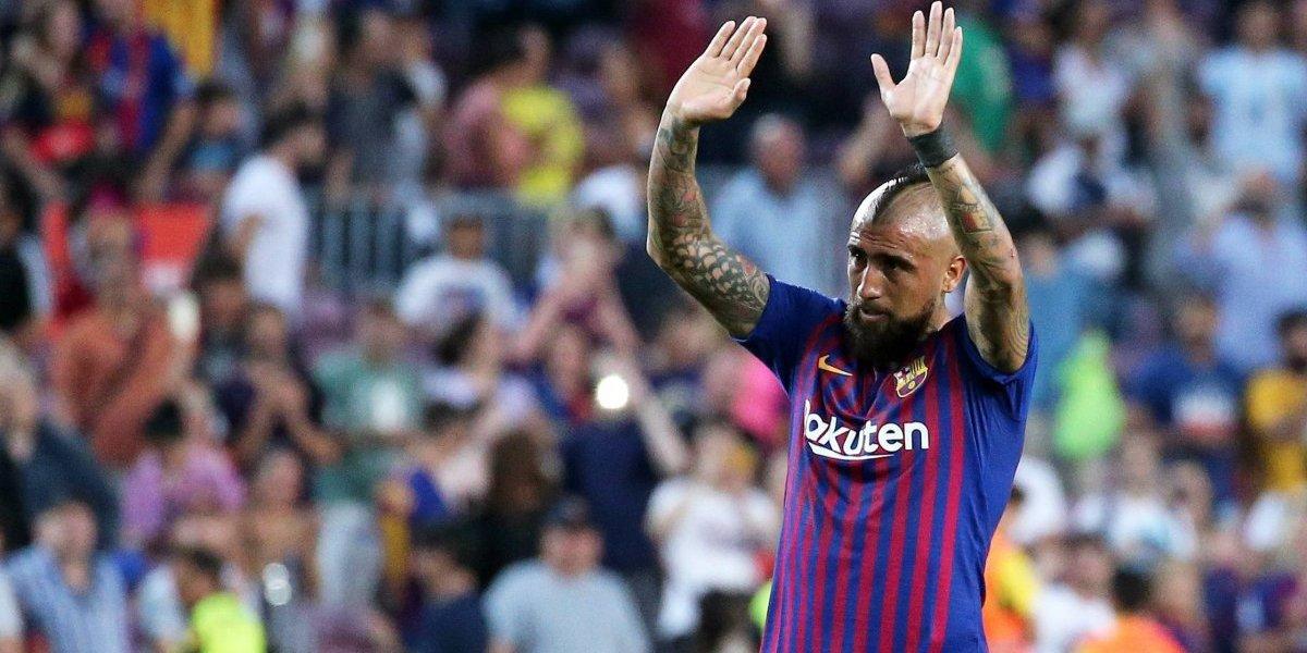 El único Rey: Vidal se quedó solo en la lucha chilena por entrar al once ideal de la FIFA después de cinco años