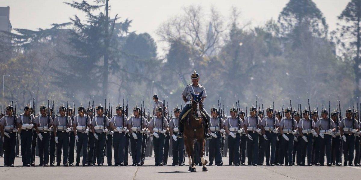 Estragos del coronavirus: Ejército suspende Parada Militar 2020