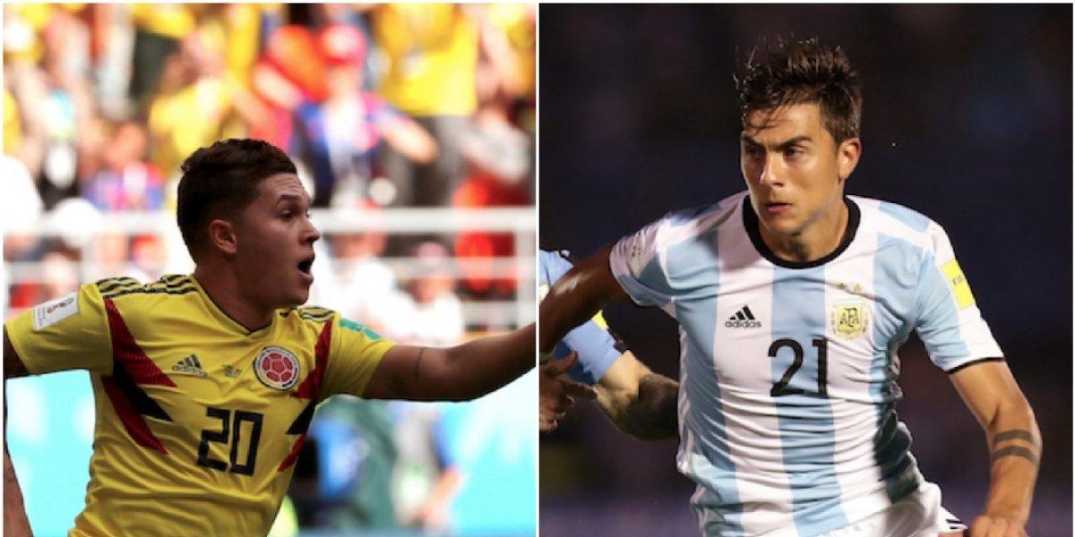 A qué hora juegan Colombia vs Argentina el partido amistoso, en Nueva Jersey