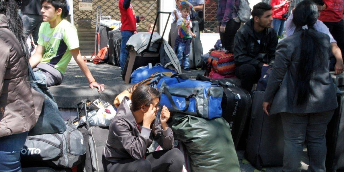 """Venezuela prepara """"acción internacional"""" por supuesto maltrato a inmigrantes"""