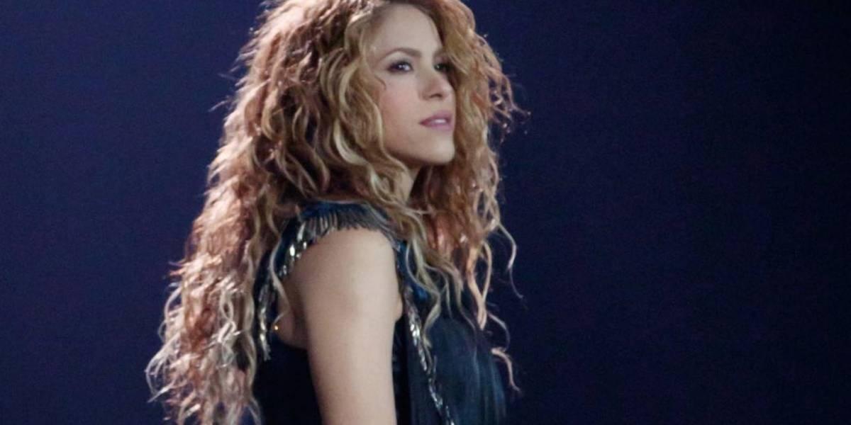 El documental de Netflix que recomendó Shakira