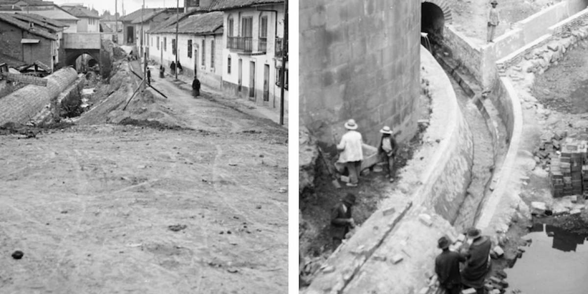 Avenida Jiménez cumple 80 años y así lo celebra Bogotá