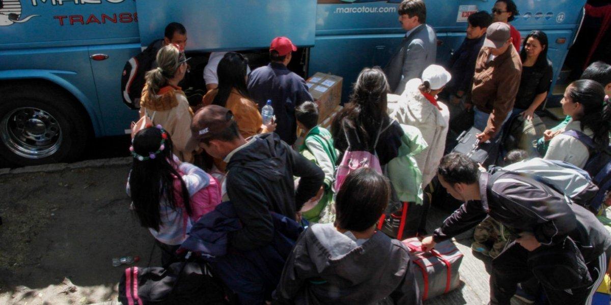 Sube a 431.000 el número de emigrantes venezolanos en Perú
