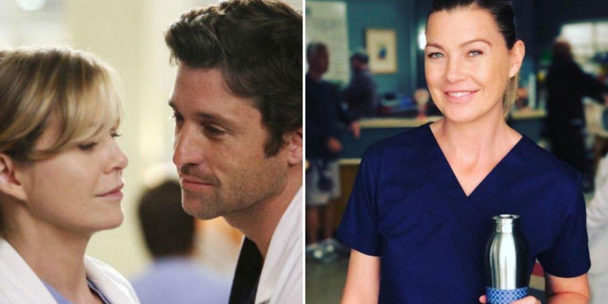 Grey's Anatomy: Ellen Pompeo revela que luto por Derek acabou e que Meredith encontrará o amor de 'forma diferente' na 15ª temporada