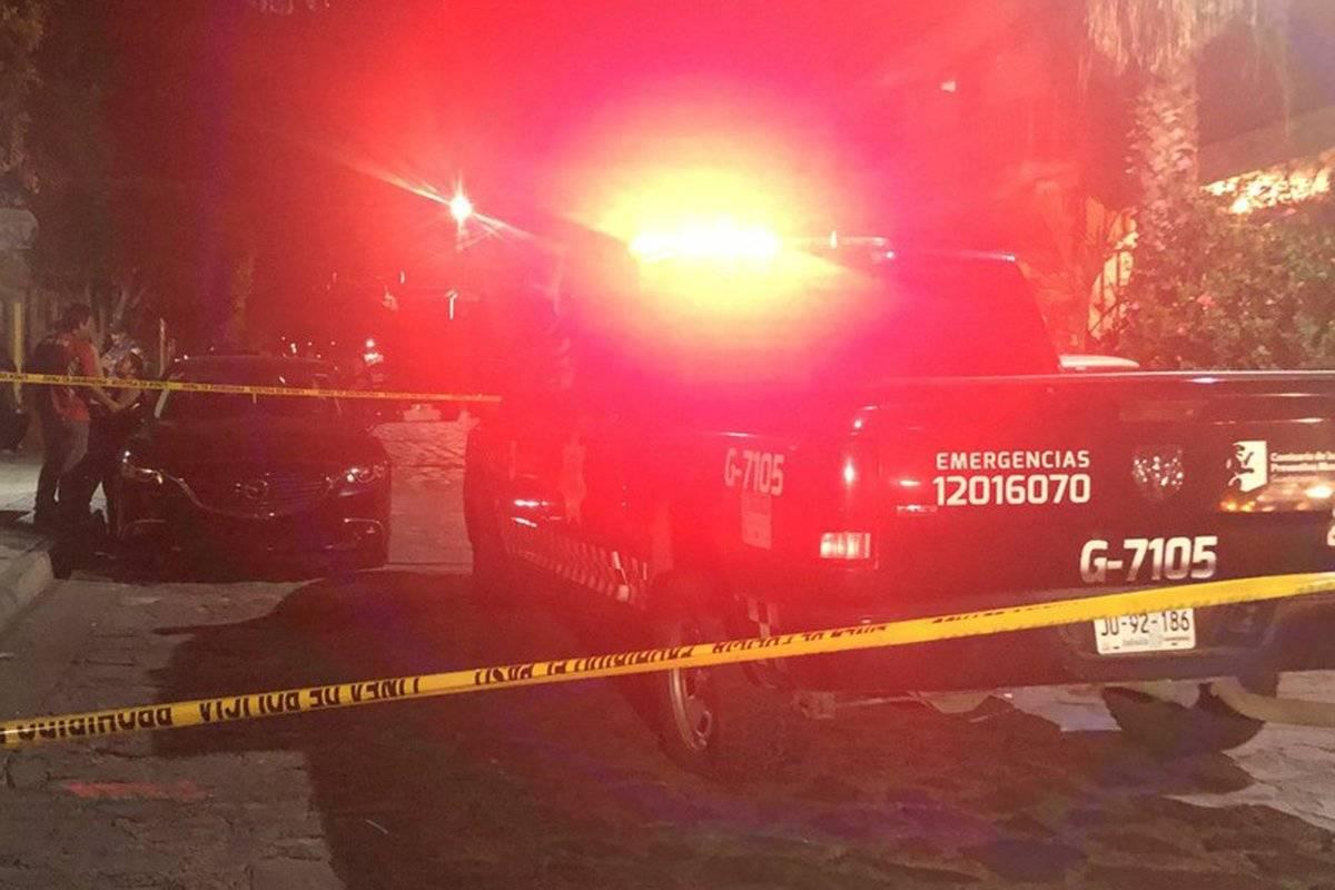 Asesina a otro policía en calles de la Zona Metropolitana de Guadalajara