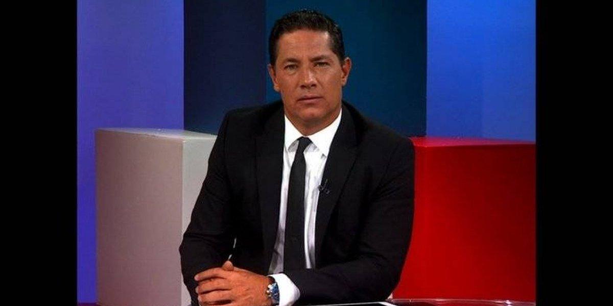 """Tras estar delicado de salud Fernando del Rincón regresa a """"Conclusiones"""""""