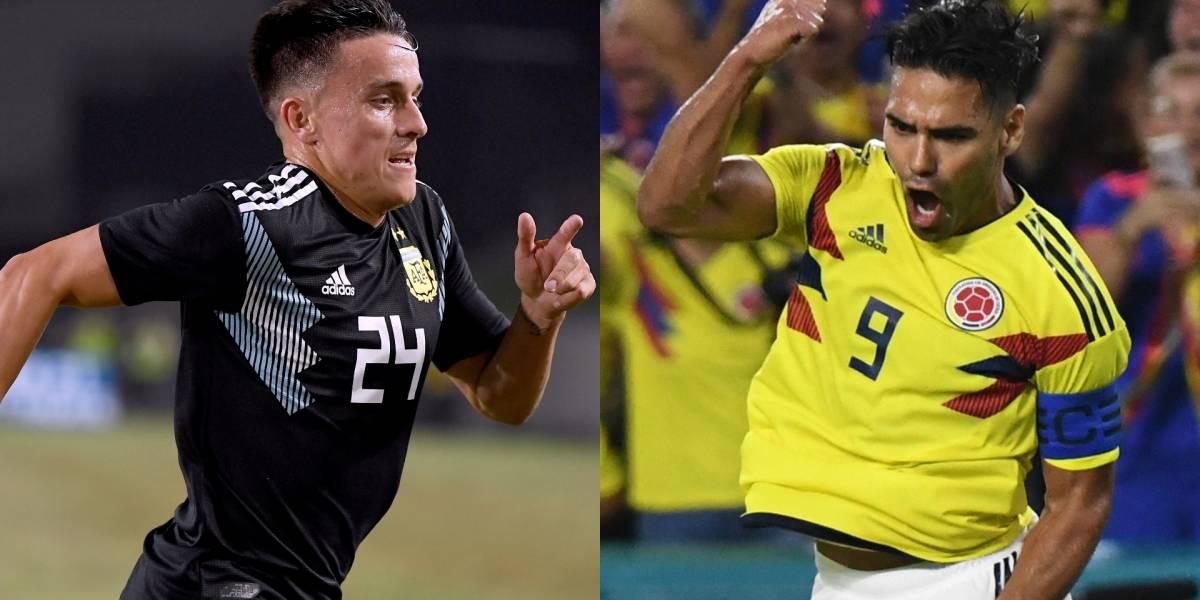 ¡Colombia, a decir adiós a la maldición ante Argentina!