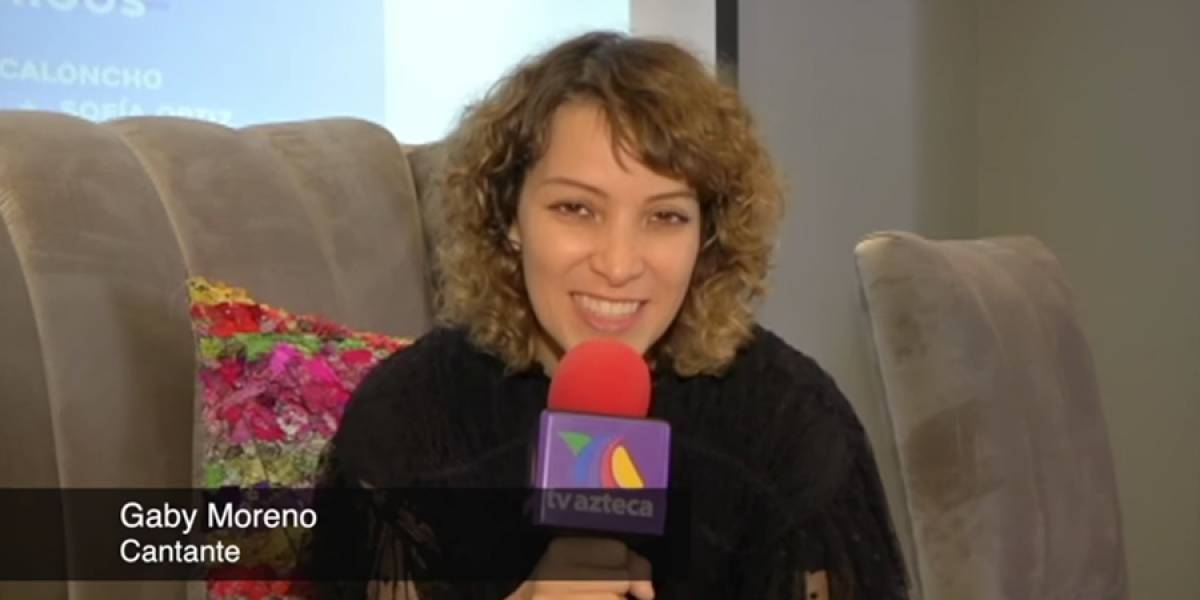 VIDEO. Gaby Moreno envía un motivante mensaje a su paisana Paola Chuc
