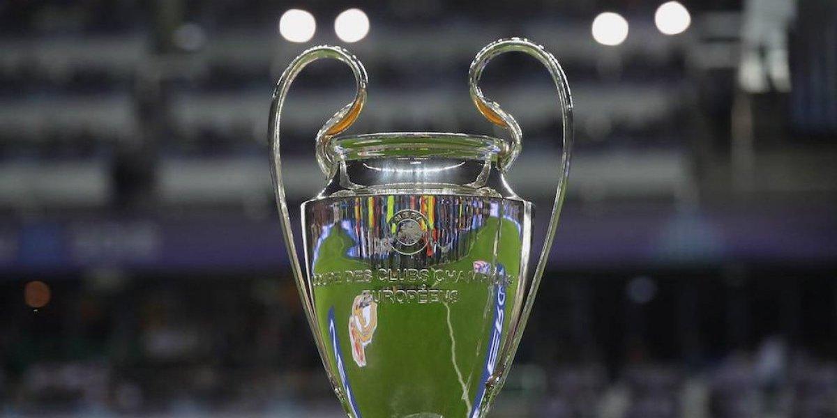 Final de la Champions League se podría jugar en Nueva York