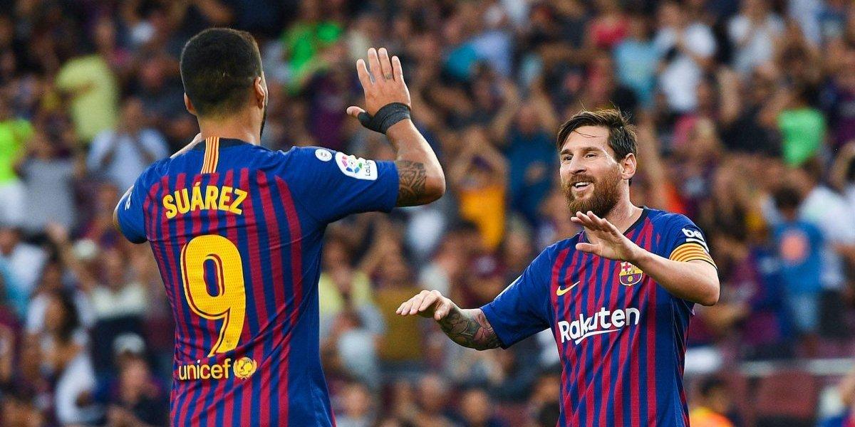 Luis Enrique le daría a Messi el premio al mejor jugador